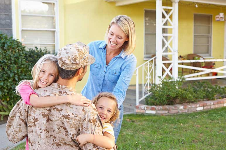 VA Loans in Dallas, Texas